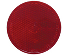 Reflector Rood rond